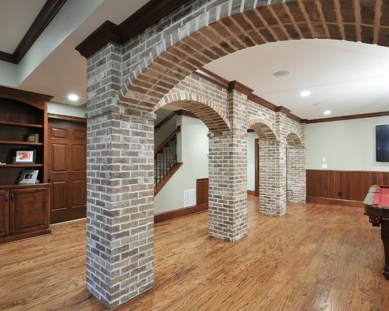 76 Best Brick Accent Walls Images On Pinterest Arch