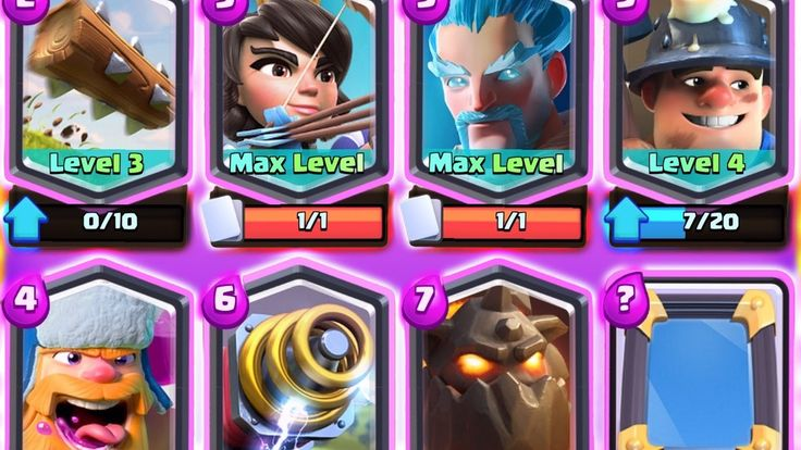 how to get a legendary in clash royale for free