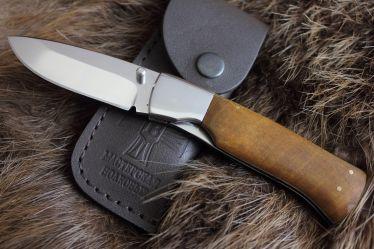 НР-631 / Охотничьи складные ножи/ Лучшие ножи ручной работы