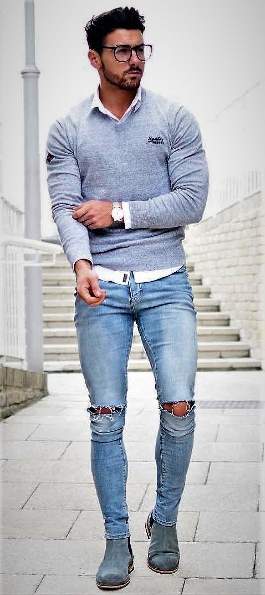 10 Great ripped jeans outfits! – Mr Streetwear Magazine