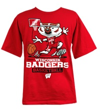 Wisconsin Badgers Basketball Game - Season Opener!