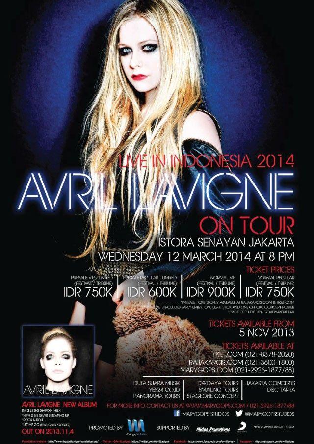 Event Date : 12 March 2014 Venue : Istora Senyan-Jakarta  More Info : +622132757577