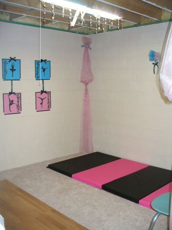 Fabulous Gymnastics Bedroom Decor