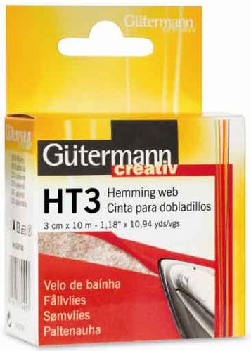Ourlet thermocollant Gütermann - 3 cm x 10 m
