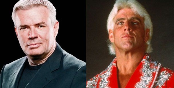 Ric Flair on why he hated WCW and didn't get along with Eric Bischoff