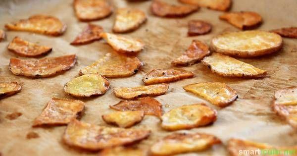 die besten 25 gesunde chips ideen auf pinterest getrocknete zucchini chips zuckerfreie. Black Bedroom Furniture Sets. Home Design Ideas