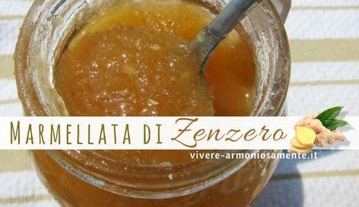 Come fare la marmellata di zenzero in casa? Ecco una ricetta facile e veloce. Basta la radice di zenzero fresco, la mela e lo zucchero.