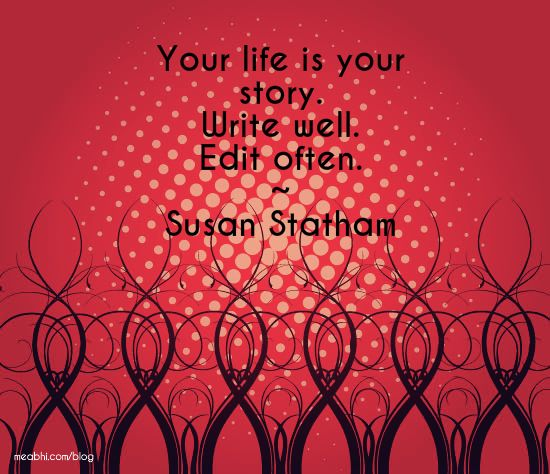 #Happiness. Your life your story