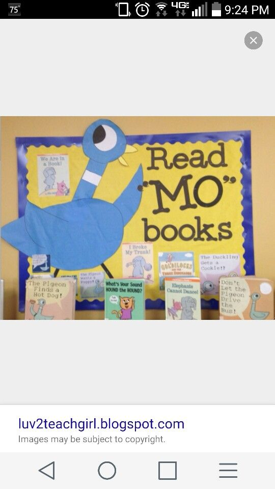 Mo Willems board