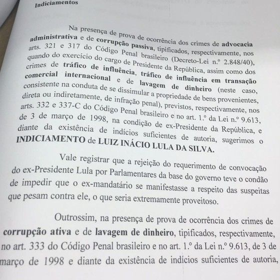 rasgadinho CPI BNDES (Foto: Reprodução)