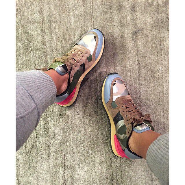 Valentino sneakers...