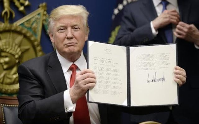 MFS - The Other News: 'Trump's Ban on Immigration from Certain Countries Is Illegal': CATO.