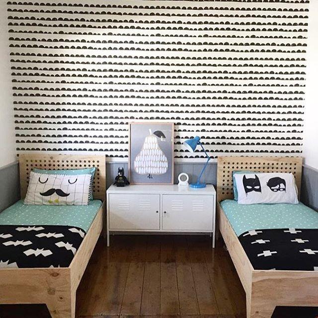 Monochrome Bedroom Accessories