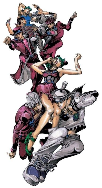 コミックナタリー - 「ジョジョの奇妙な冒険」TVアニメ化決定、新作ゲームも