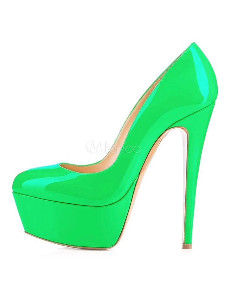 Moderigtigt høje hæle med stilethæle - Milanoo.com