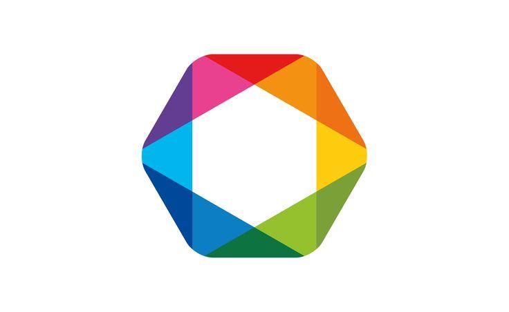 Identité visuelle du leader Français de la chromatographie, la science qui analyse les gaz en couleur ! Souriez, vous-êtes chromatographié !