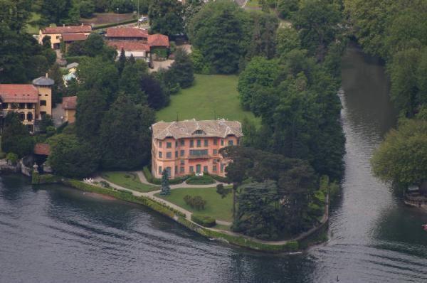The history of Villa Dozzio | Lake Como Ville