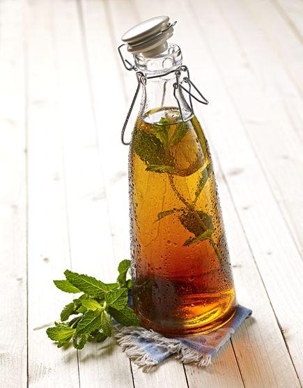 Osvěžující čaj pro letní dny