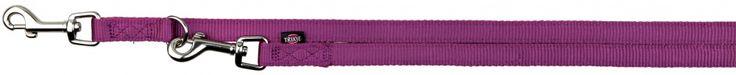 Trixie Premium Adjustable Leash 2 ply (M-L 2x200 cm TRX20088) - 2.726 Ft