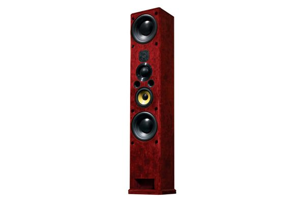 Induction Dynamics Id1 Floor Standing Speaker Front View