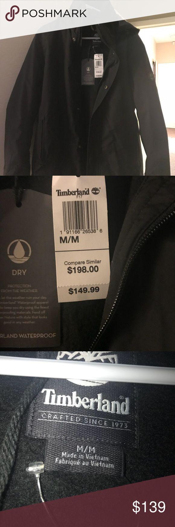 Timberland jacket Brand new timberland jacket new with tags waterproof Timberland Jackets & Coats