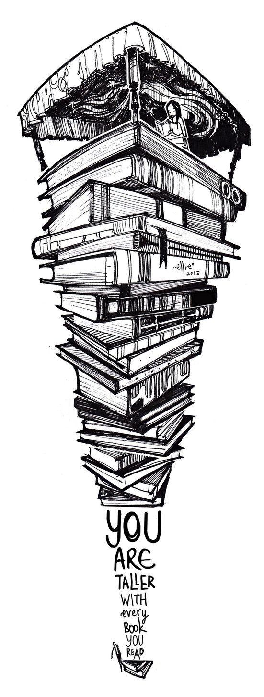 I think it's a great book tattoo idea!!!