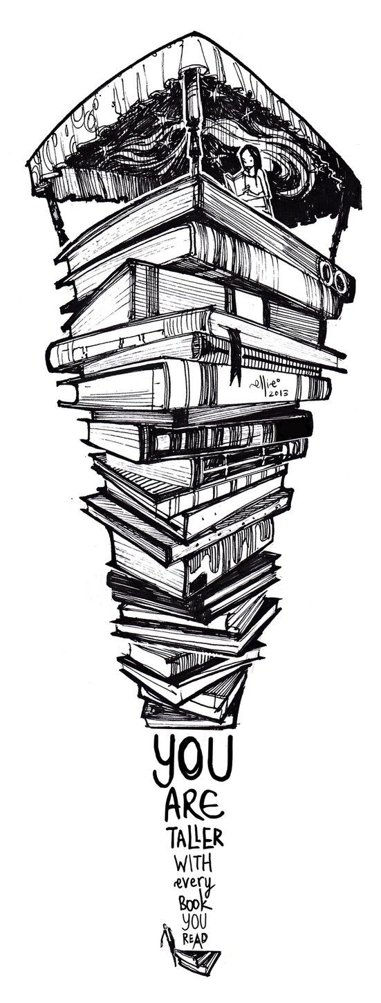 I think it's a great book tattoo idea!!!