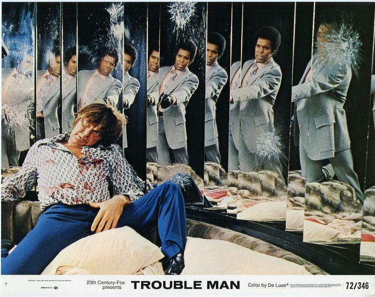"Robert Hooks stars as ""Trouble Man""!"