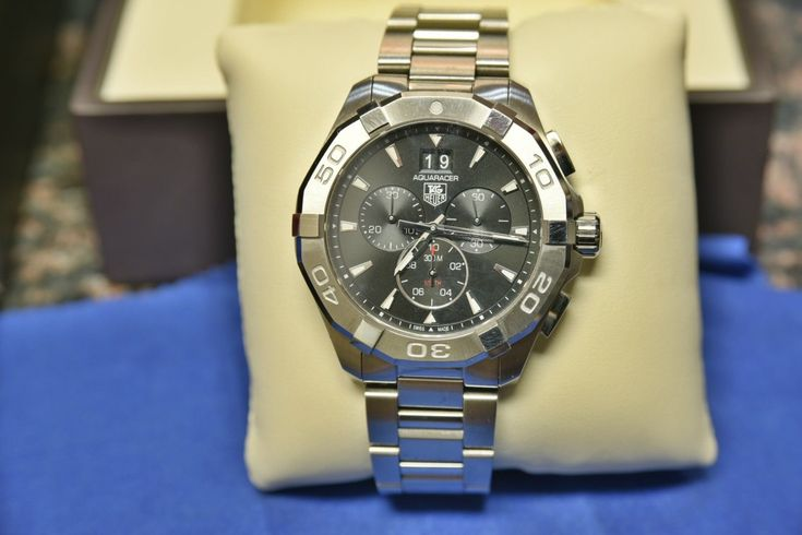 TAG Heuer Aquaracer Automatic Chronograph CAY1110.BA0925 Wrist Watch for Men