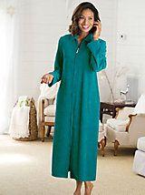 Velour Robe   Women's Sleepwear   Appleseeds