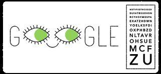 Google tribute to Ferdinand Monoyer the ophthalmologist