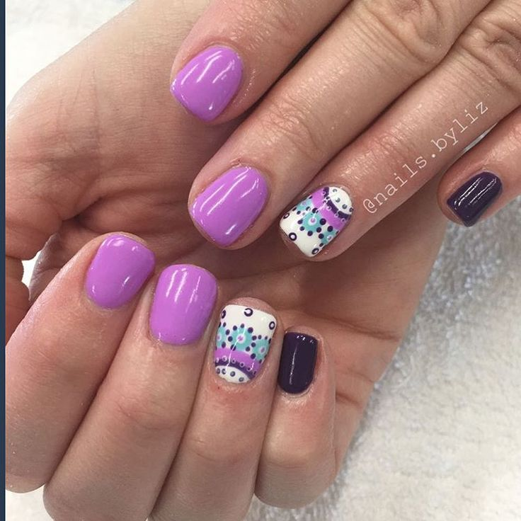 "299 Likes, 2 Comments - Liz Henson (@nails.byliz) on Instagram: "" . . . . #nails #gelnails #nailstagram #naturalnails #nailart #handpaintednailart #orem…"""
