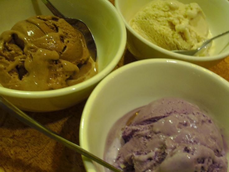 Fried Chicken for the Soul.: The Buzzz Cafe's Organic Ice Cream!