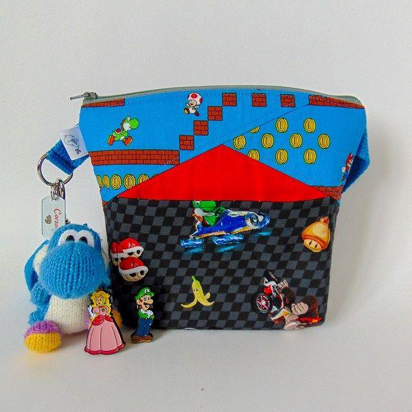 Mario Day Case - The Little Bird Designs - Mario Family