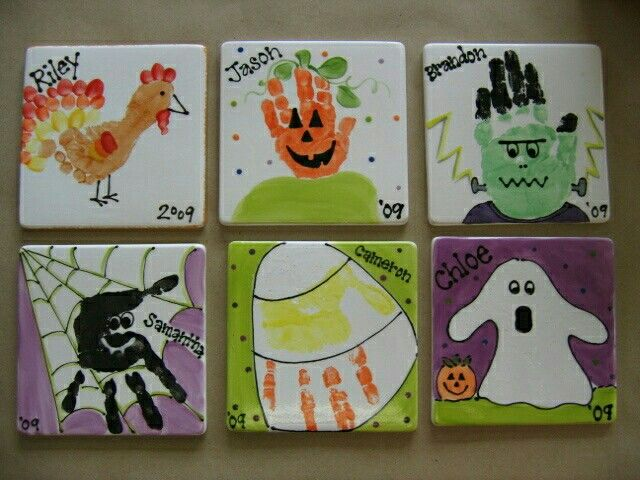 handprint crafts are so much fun and you can decorate with them forever here are some fun halloween ideas