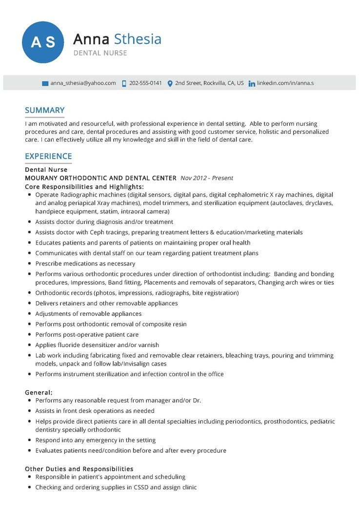 23++ Professional nursing resume help Examples