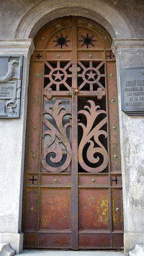Arched metal doors - from Doors worldwide