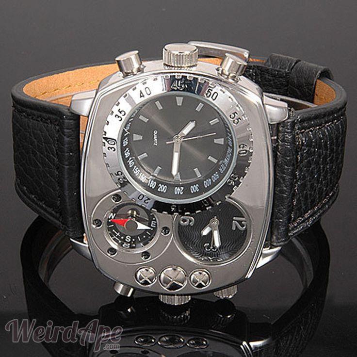 Weird watch