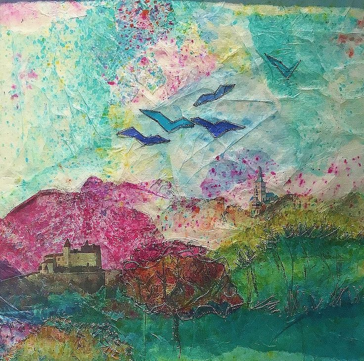 Sandra Hurll, Castles in the Air