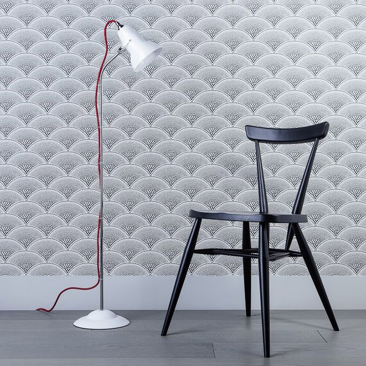 Floor lamps are ideal for the living area || Image courtesy of Anglepoise