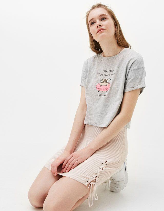New - CLOTHES - WOMAN - Bershka Indonesia