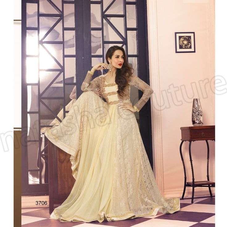 Floor Length Anarkali Suits Frocks Collection 2015-2016 | StylesGap.com