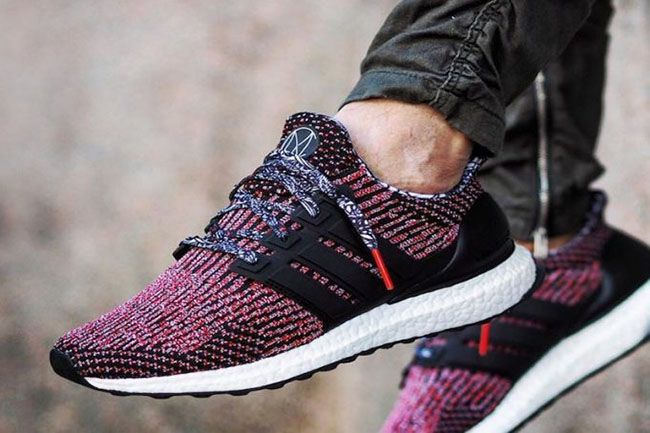 adidas Ultra Boost 3.0 CNY Chinese New Year BB3522. The adidas Ultra Boost 3.0 CNY is for Chinese New Year 2017 release date.