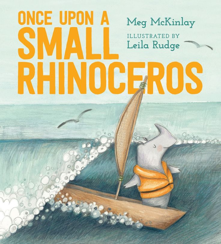 Once Upon A Rhinoceros  is my kind of picture book. As a child I dreamed of setting off into the big, wide world to explore. I've always w...