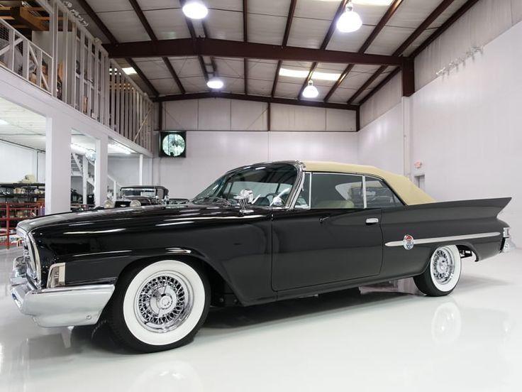Named for its original 300 hp HEMI V8 engine, Chrysler's C-300 caused a sensation in showrooms across the nation when it debuted in 1955. The design successfully married lines from both the Imperial and the...