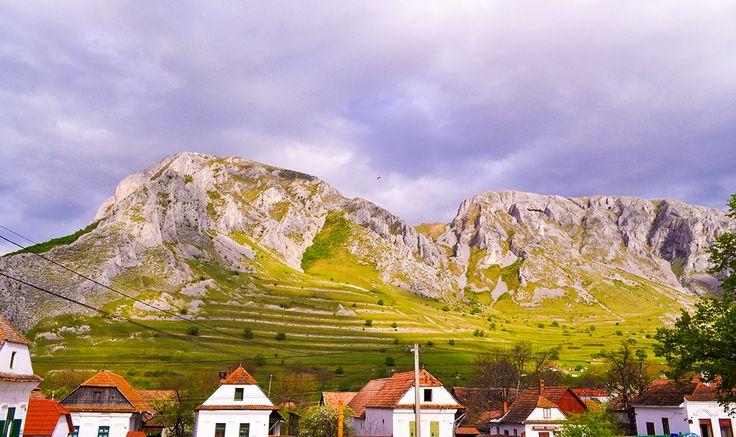 Rimetea, Alba, Romania.