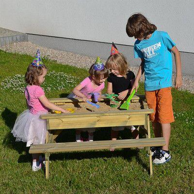 Children's Sandpit Table | Wayfair UK