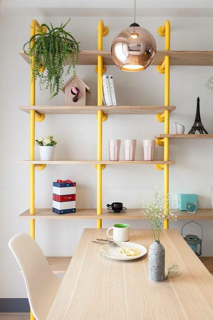 best 25 etagere metal ideas on pinterest bibliotheque. Black Bedroom Furniture Sets. Home Design Ideas