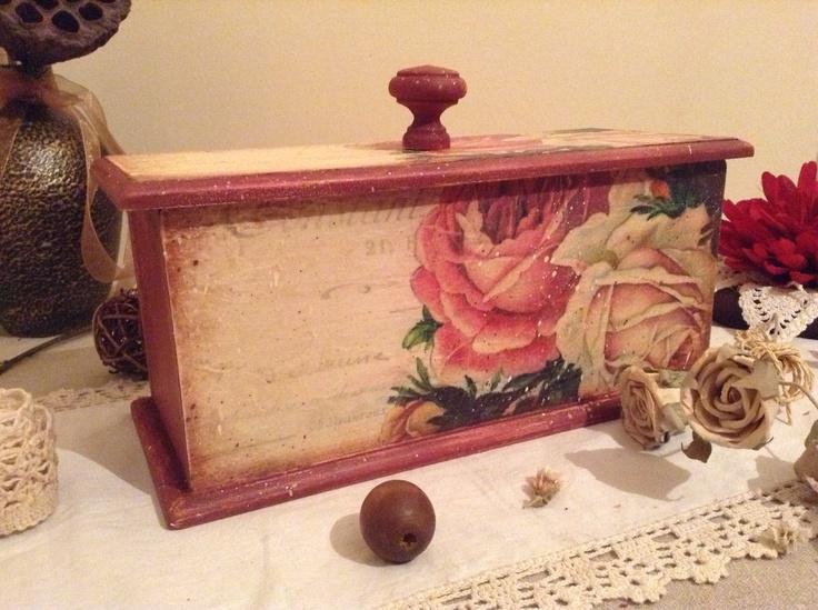 Dekorativna kutija  / Decorative box