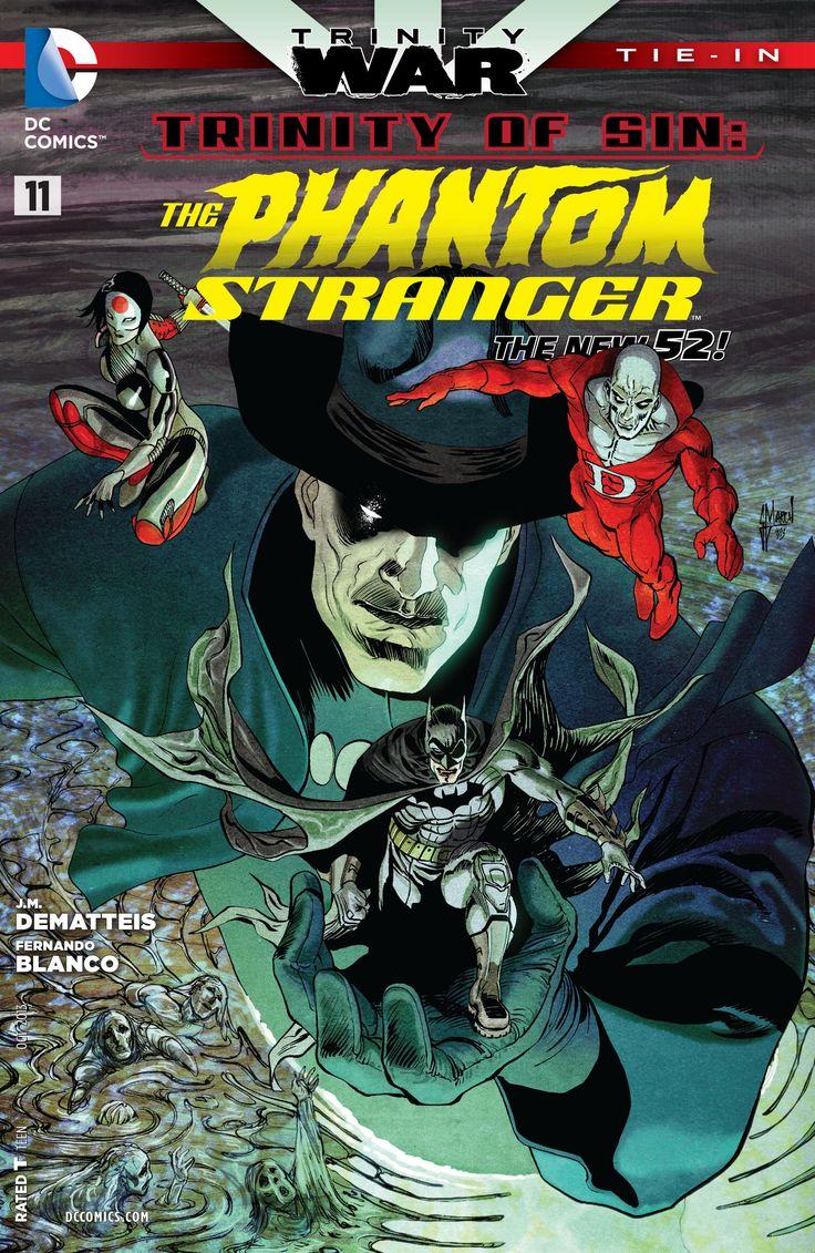 Trinity Of Sin: The Phantom Stranger #11
